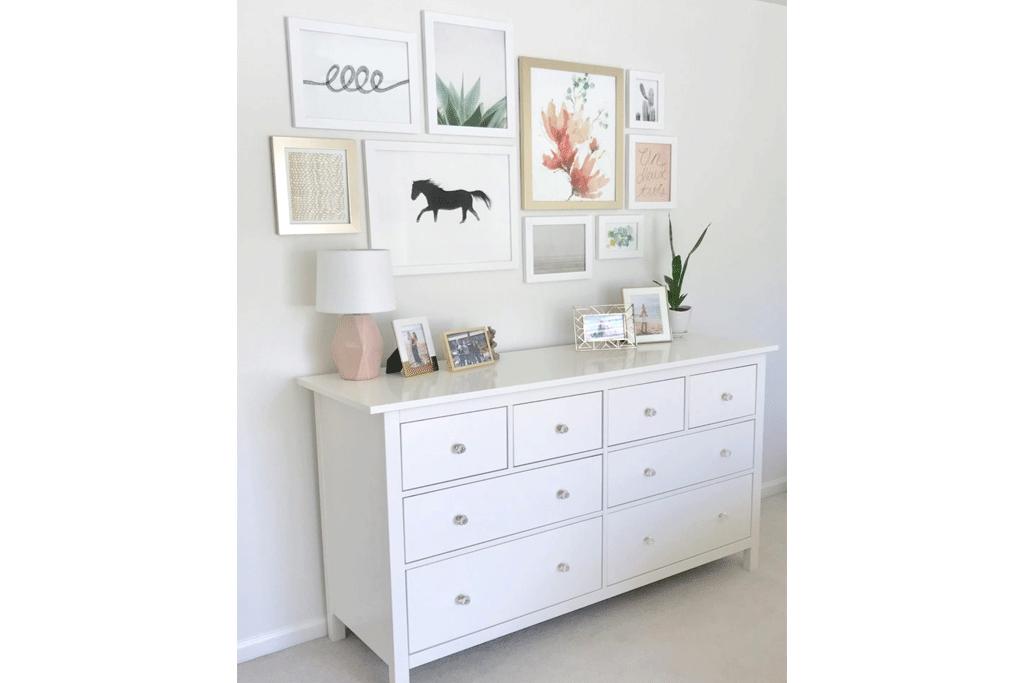 The Hemnes Dresser Styled 12 Ways Project Nursery