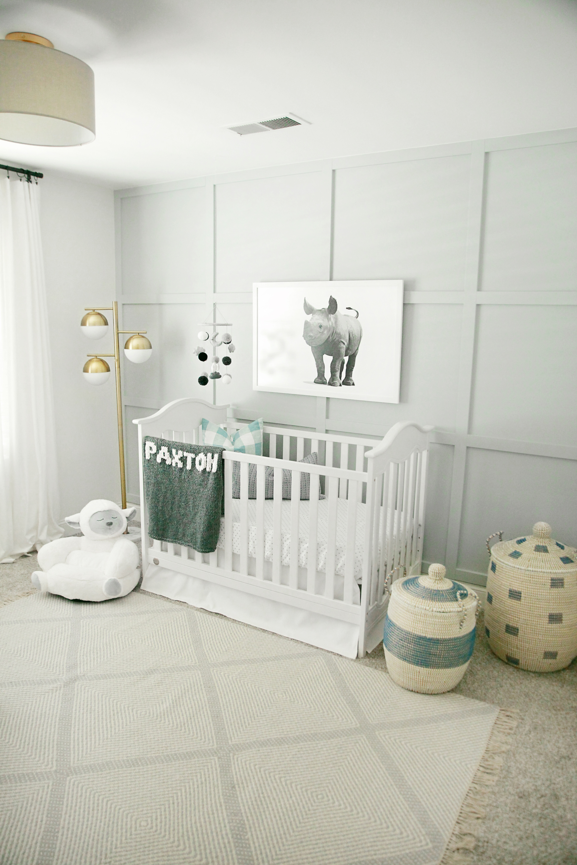 Baby Nurseries 2019 Board And Batten In The Nursery