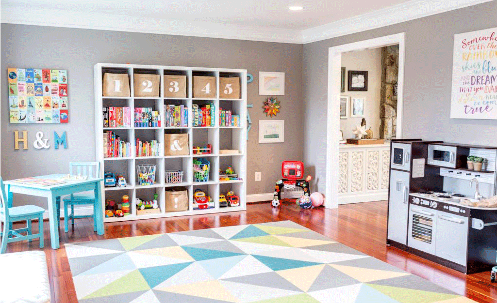 Children S And Kids Room Ideas Designs Inspiration: The Year Of The Playroom—30 Inspiring Playrooms