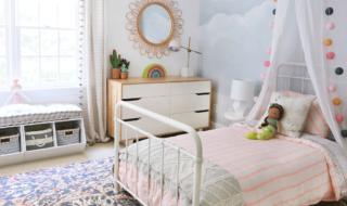 Sunny Circle Studio Girl's Room