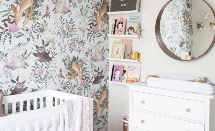 Woodland Girl's Nursery