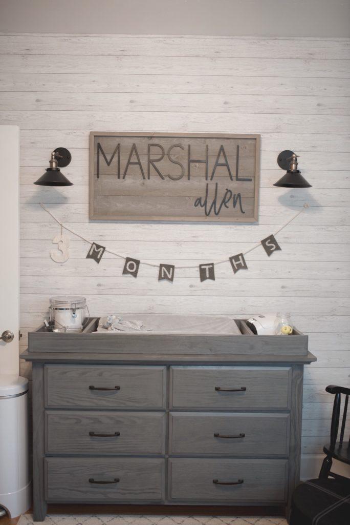 Marshal S Nursery Tour With Brittney Walkington Project