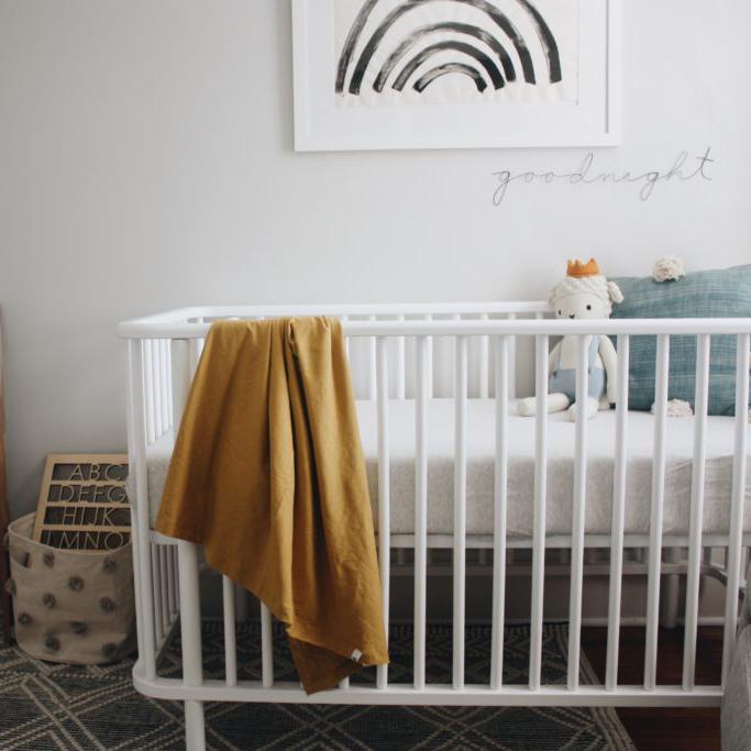 Baby Boy Modern Nursery