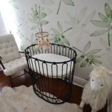 photo of Neutral Llama Nursery