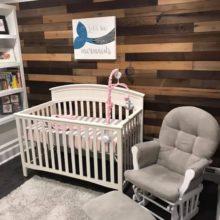 photo of Baby girl nursery