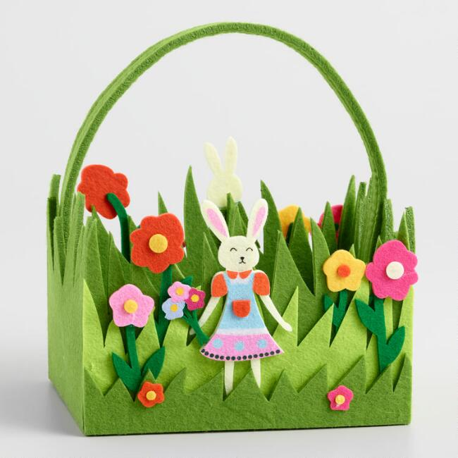 20 Adorable Easter Baskets For Baby S First Easter