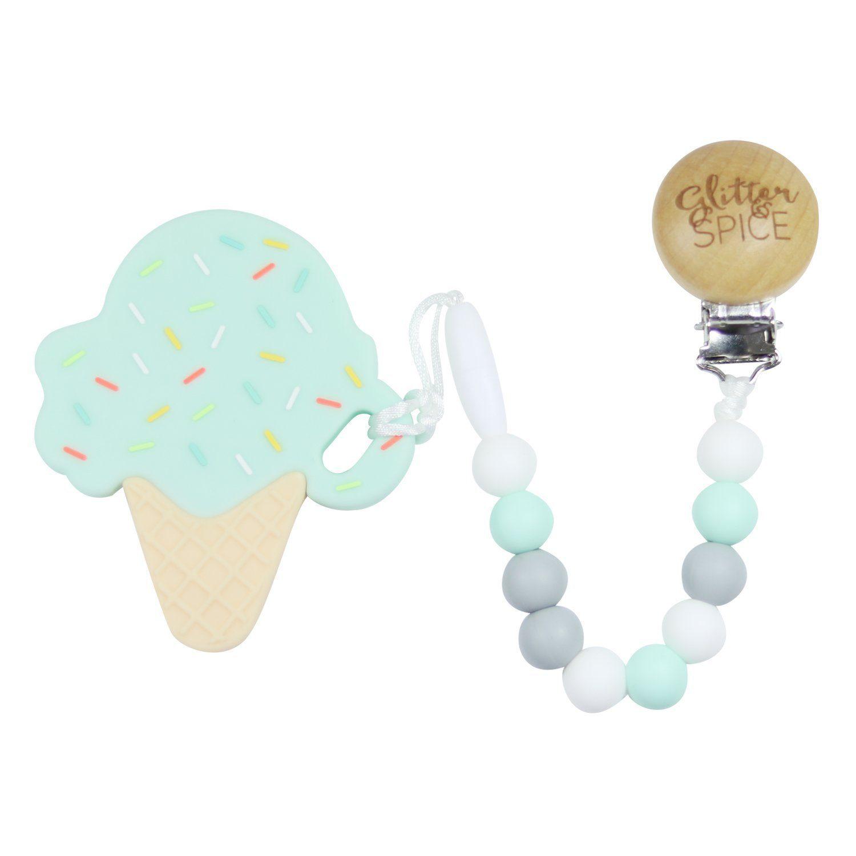 Ice Cream Cone Teether