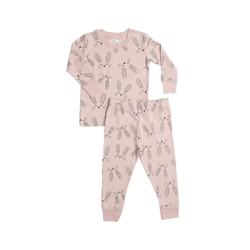 Bunny Pink Pajamas
