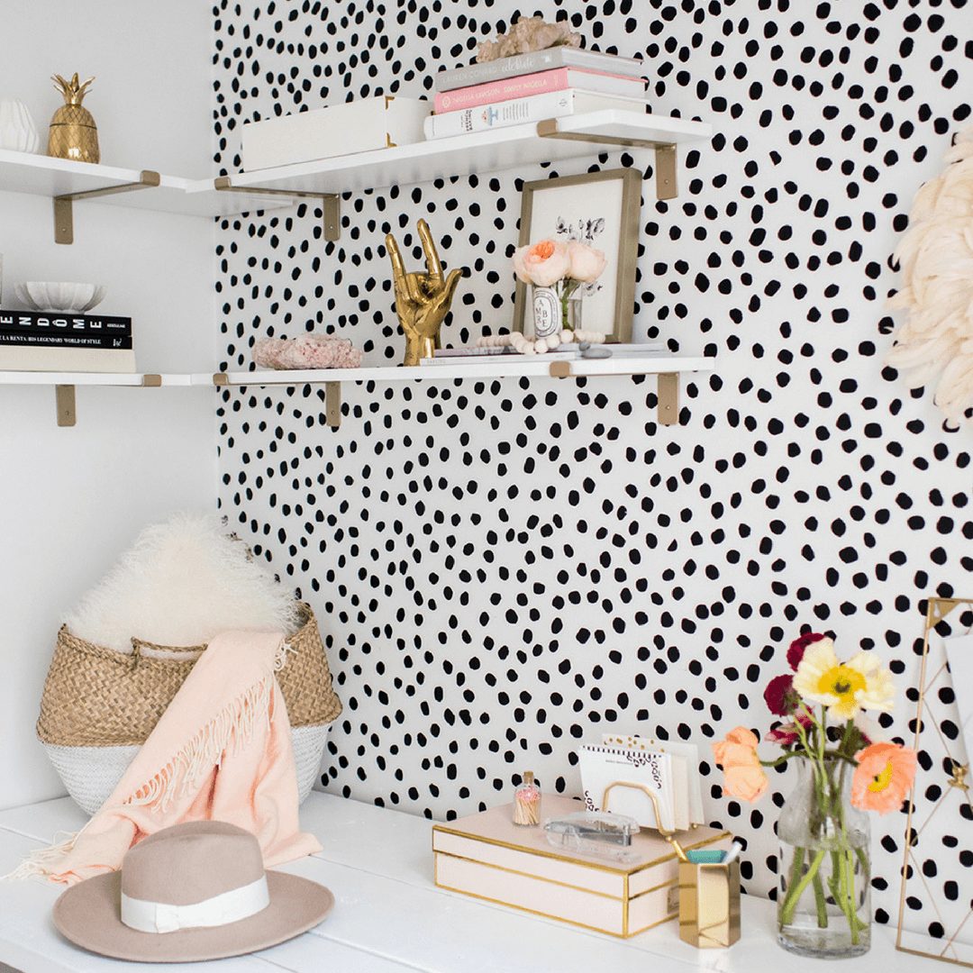 Irregular Dots Wall Decals
