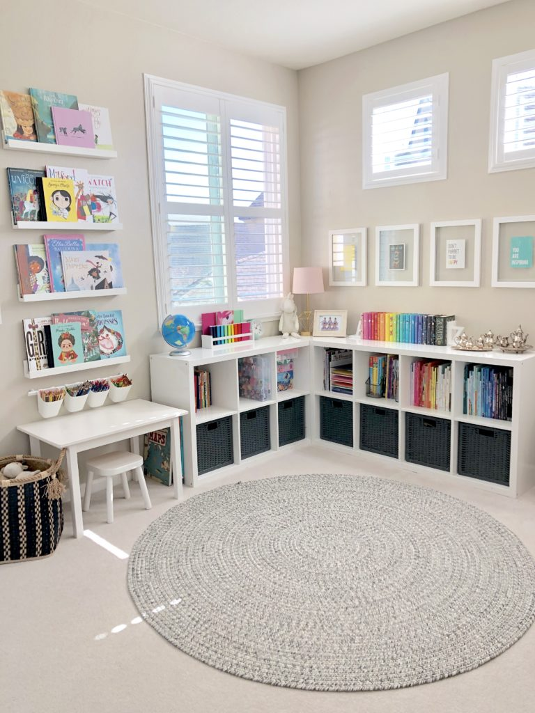 Children S And Kids Room Ideas Designs Inspiration: Playroom Inspiration For Smaller Spaces
