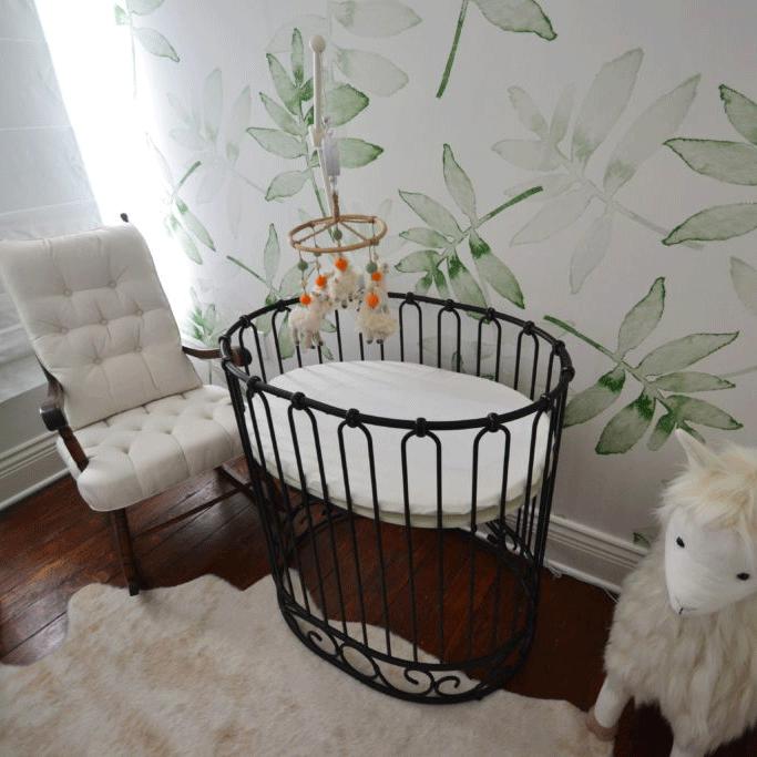 Neutral Llama Nursery
