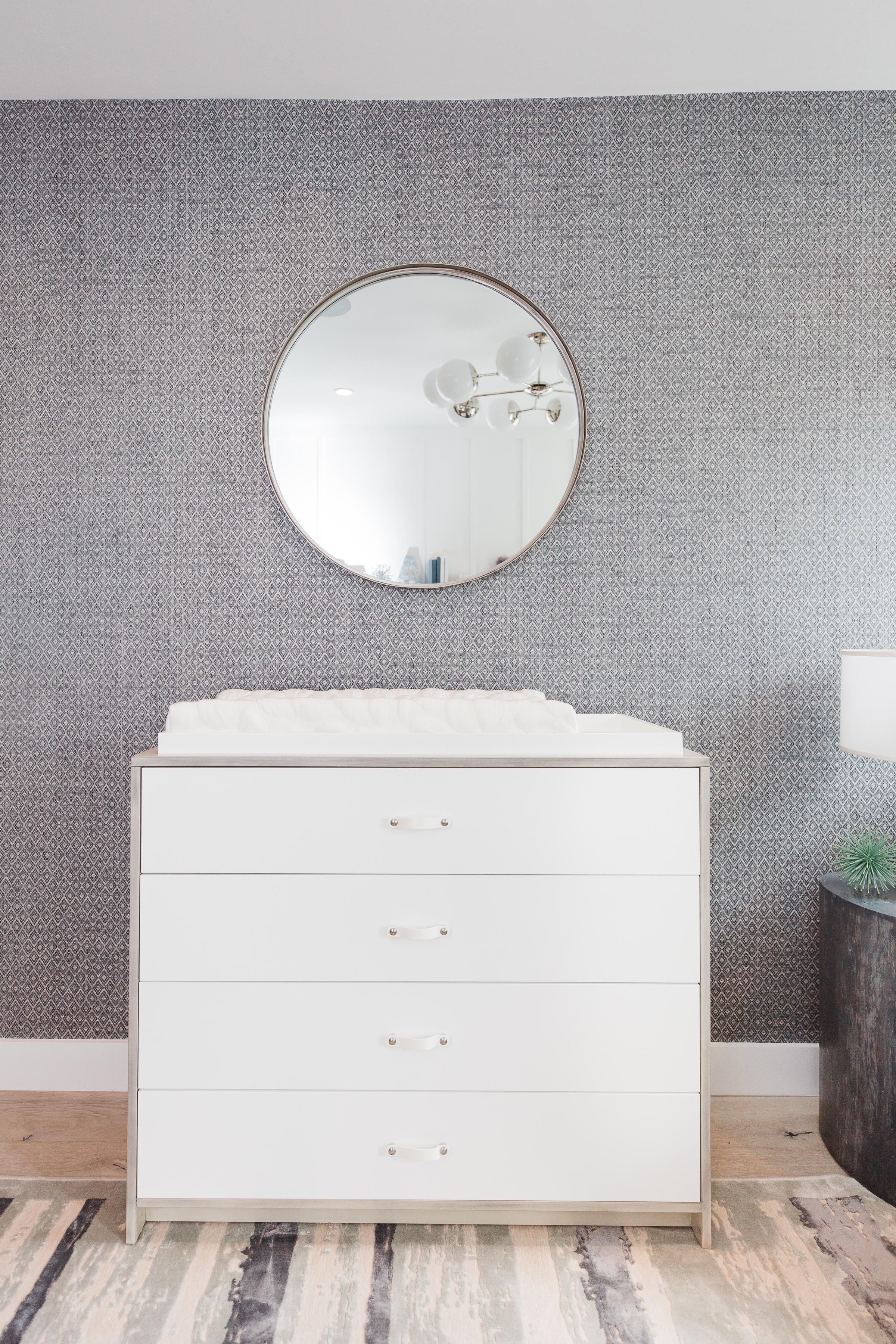 Modern Baby Dresser