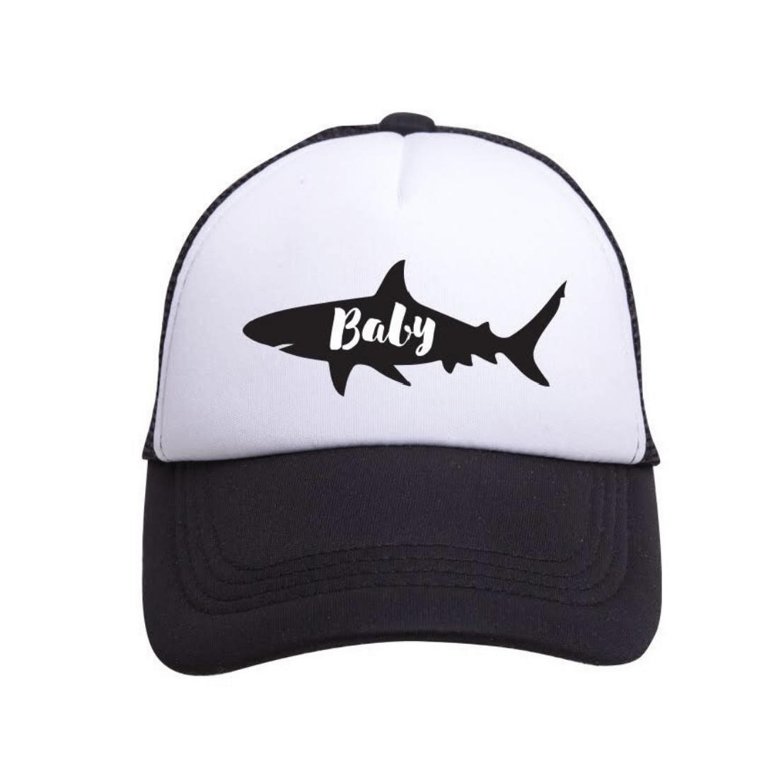 Baby Shark Trucker Hat