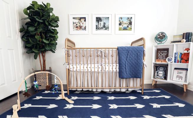 Blue Gold Nursery