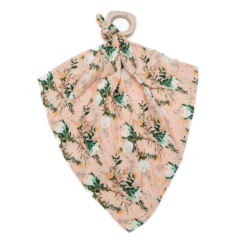 Blushing Protea Lovey Blanket