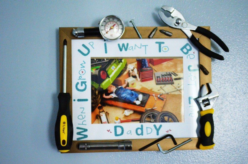 DIY Tool Frame