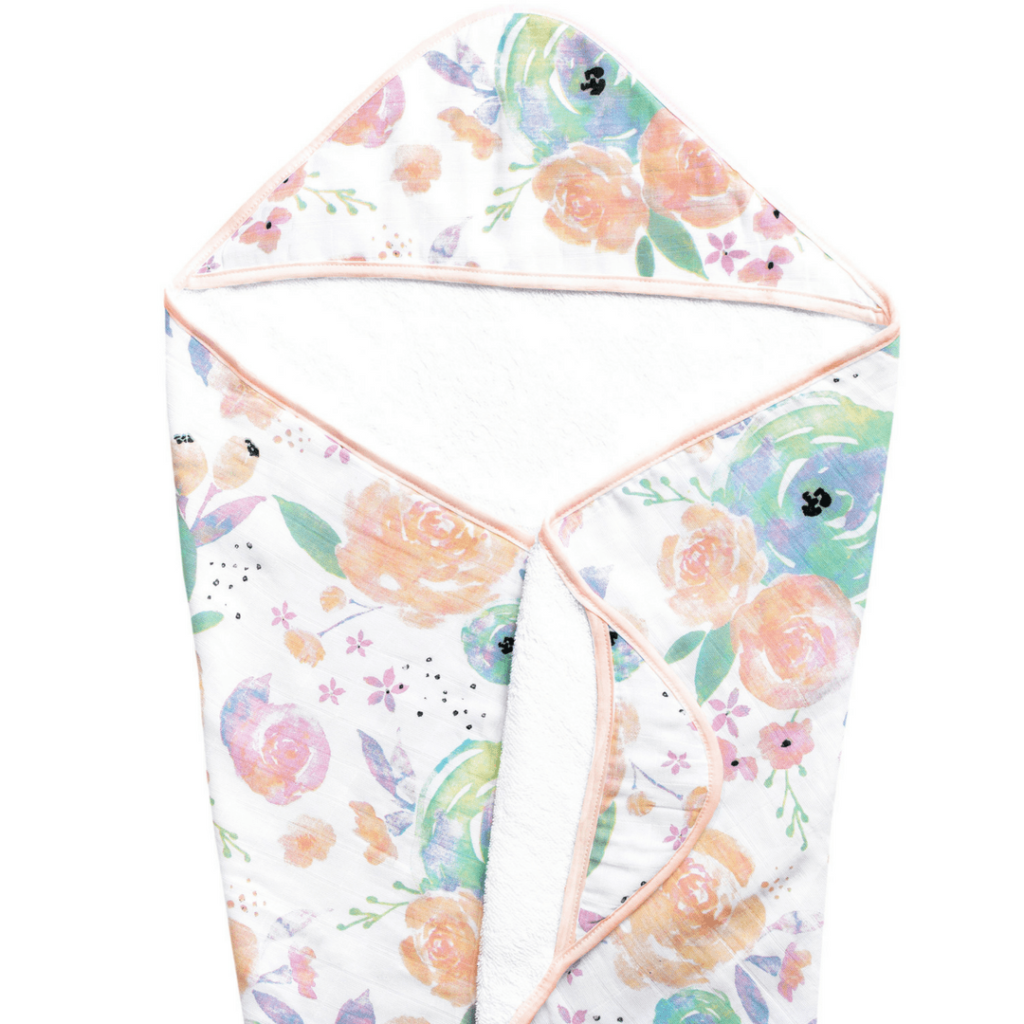 Bloom Hooded Towel