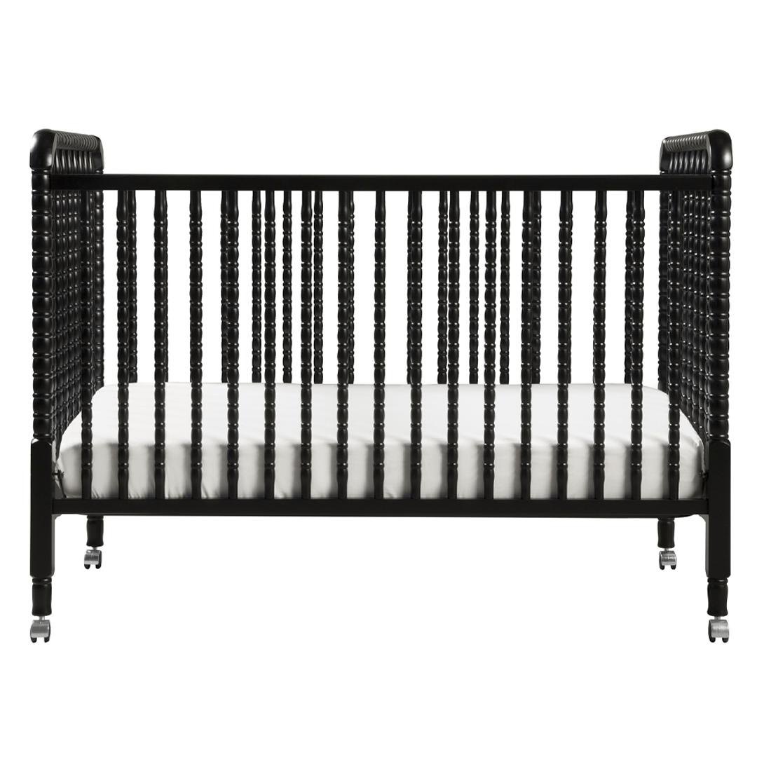 Jenny Lind Ebony Crib