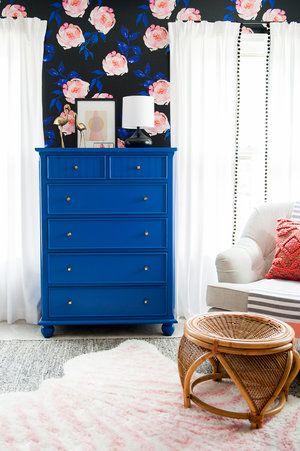 GG's Colbalt Blue Nursery
