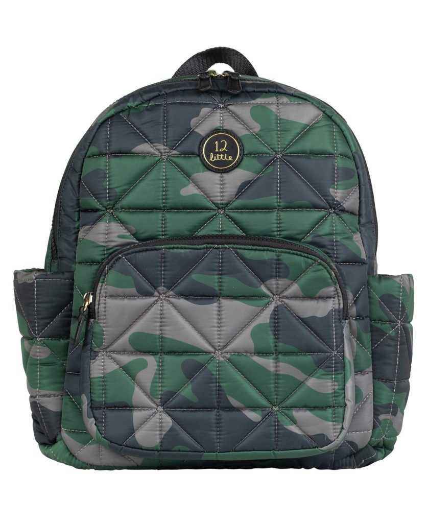 Little Companion Backpack - Camo