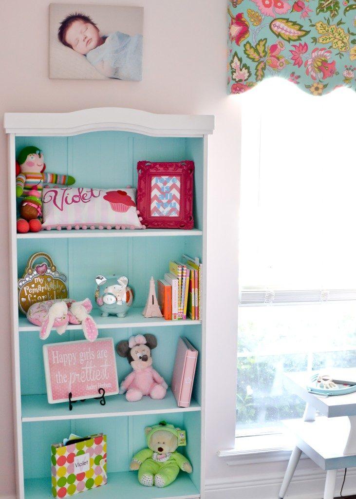Violet's Vibrant Nursery