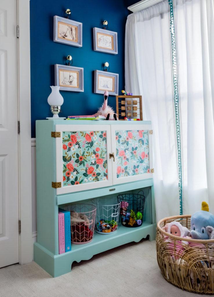 Blue is for Girls Nursery