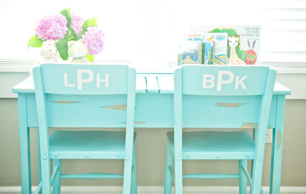 Twin Nursery for Berkley and Haxton