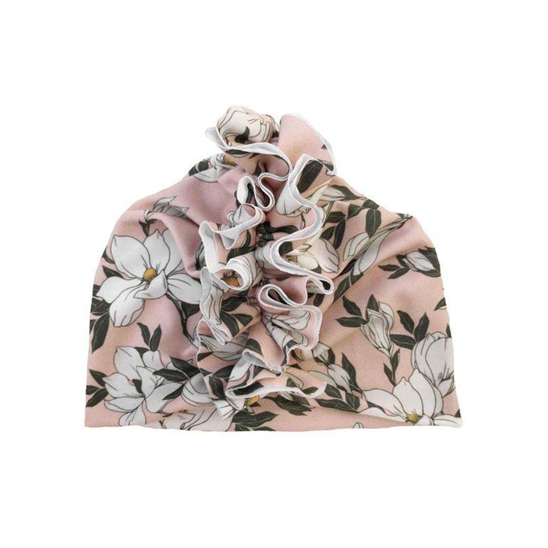 Frilly Cap Magnolia
