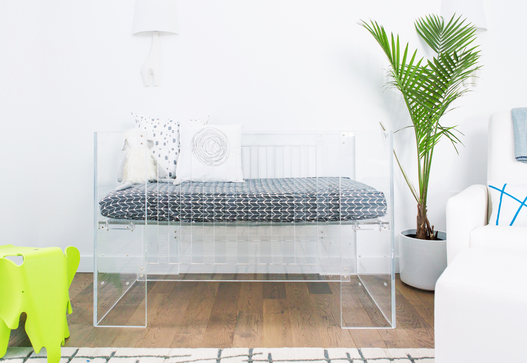 The Acrylic Crib is Clearly Trending: We\'ve Got 4 Styles at ...