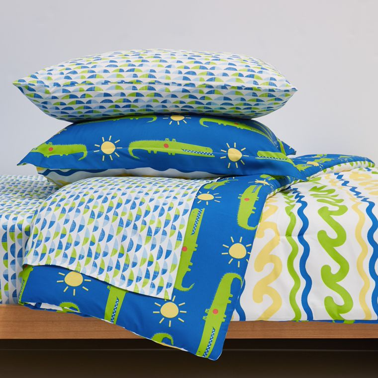 Alligator Bedding Set