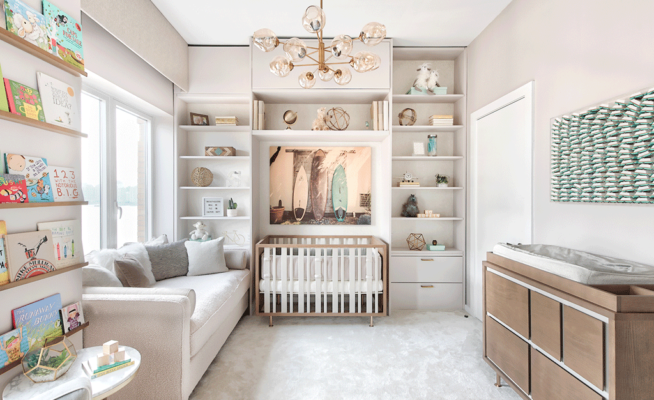 Baby Rooms Category Project Nursery