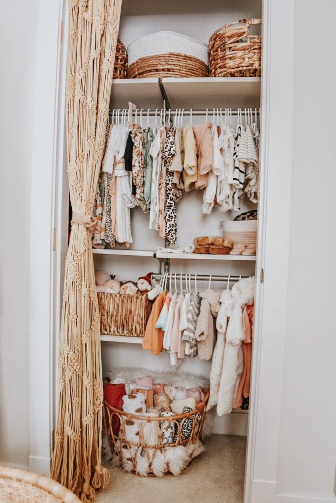 Boho Baby Nursery Project Nursery
