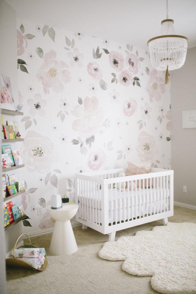 Harper's Floral Whimsy Nursery