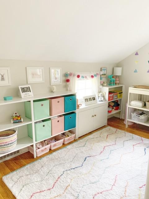 Modern Amp Playful Nursery Project Nursery