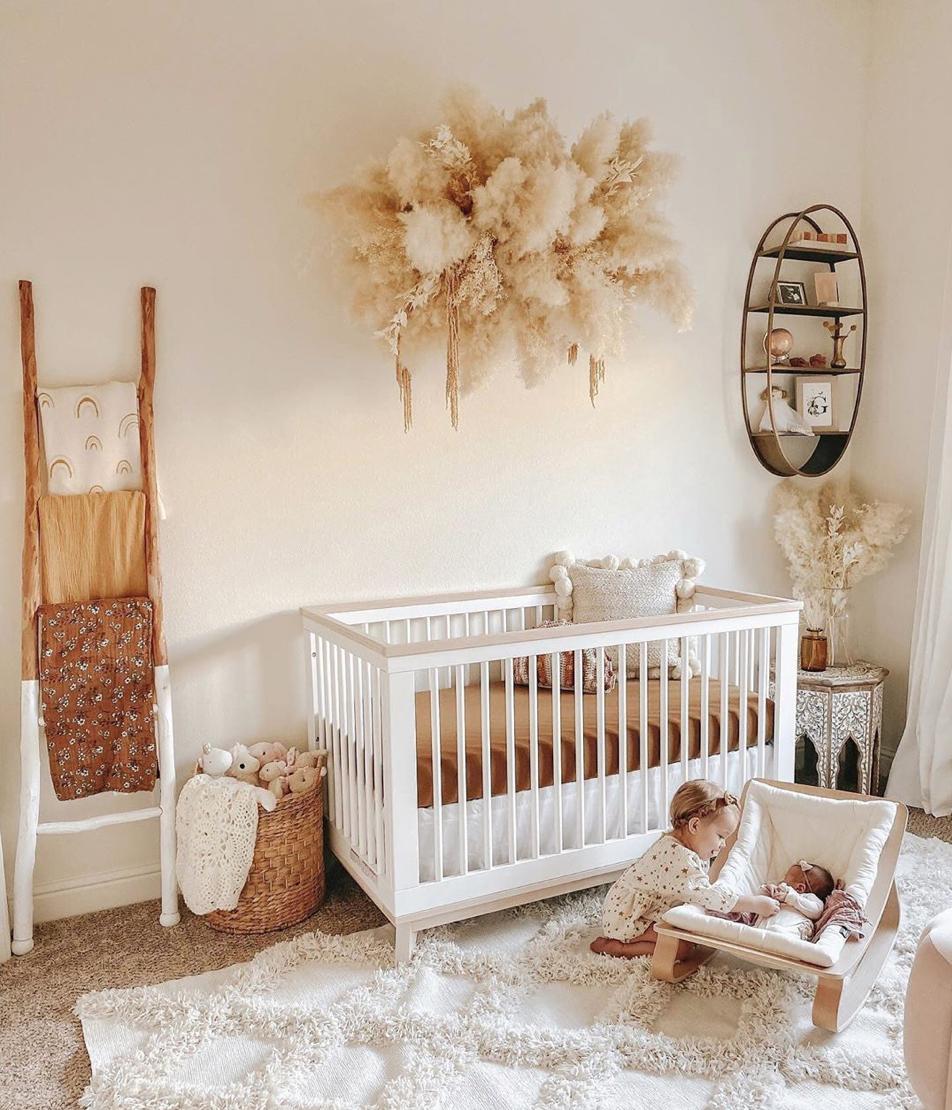 Nursery | Design: @nicoleeachus