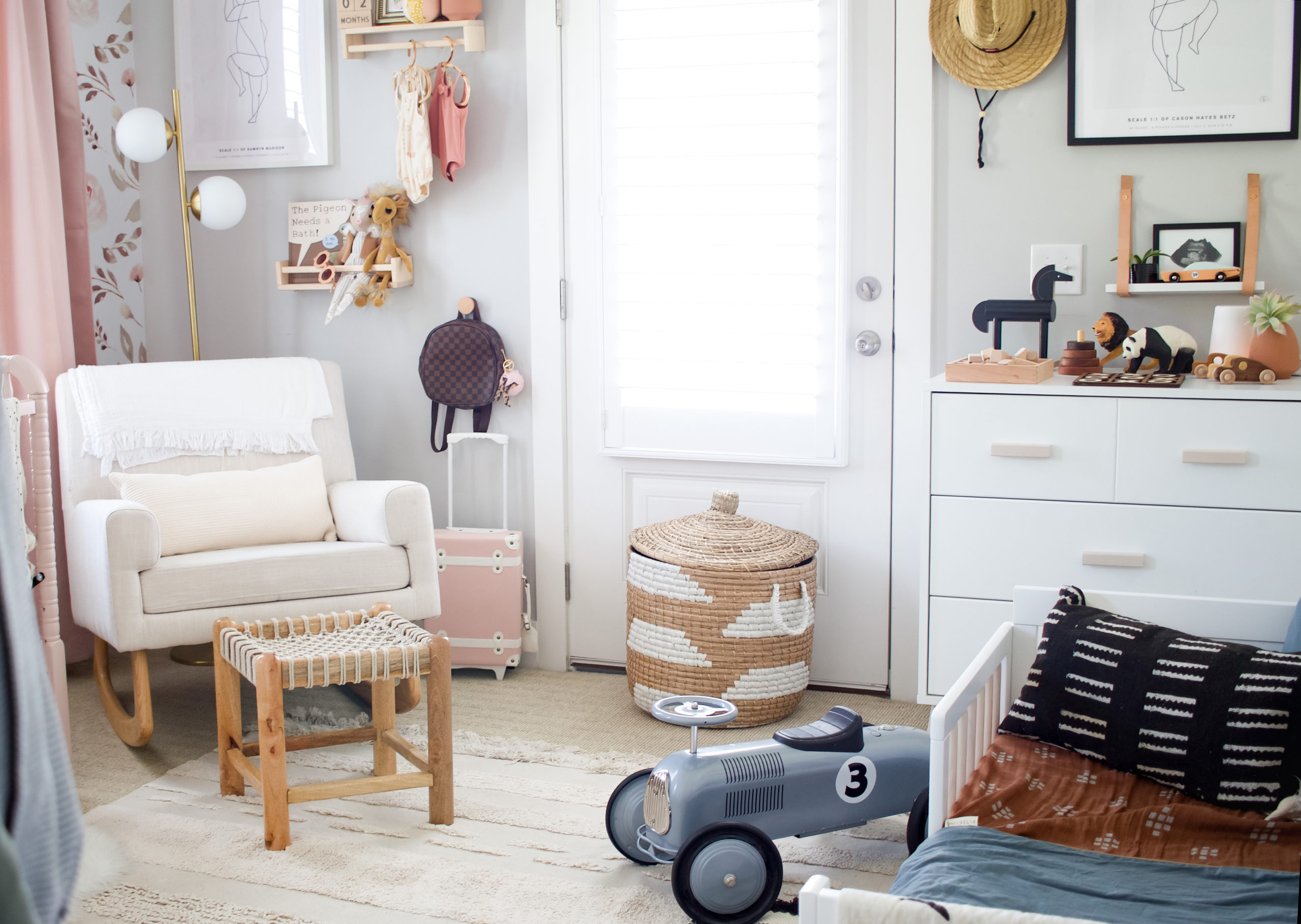 Design Transition in HIs and Her Nursery Design