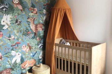 Crib/Wallpaper