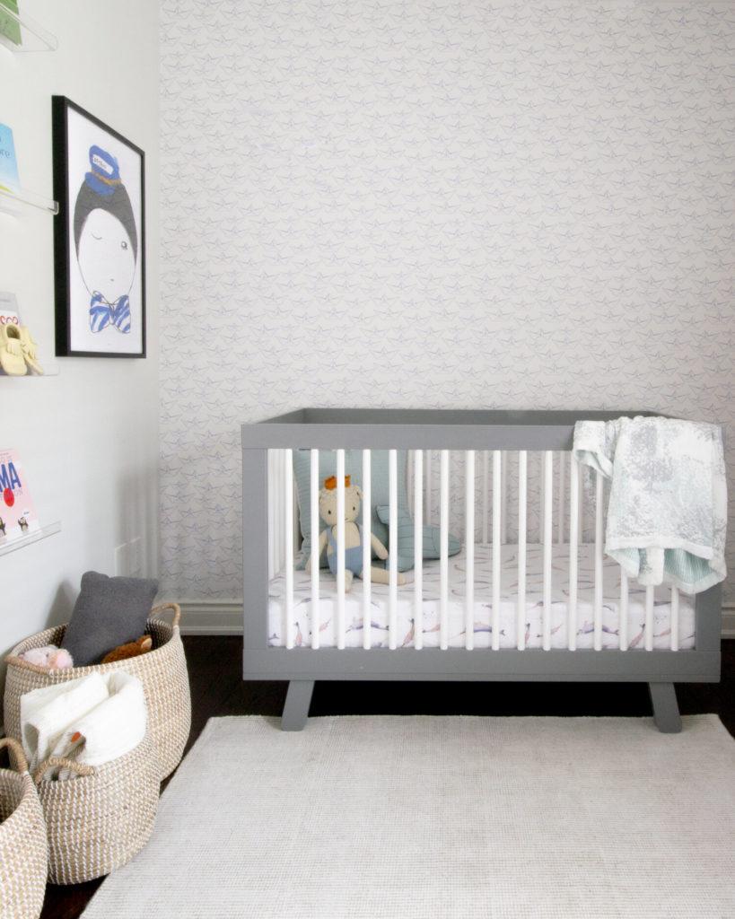 coastal nursery crib