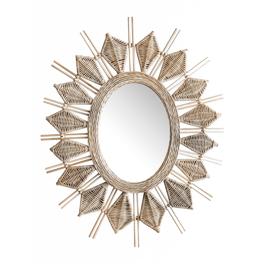 Rattan Yala Mirror