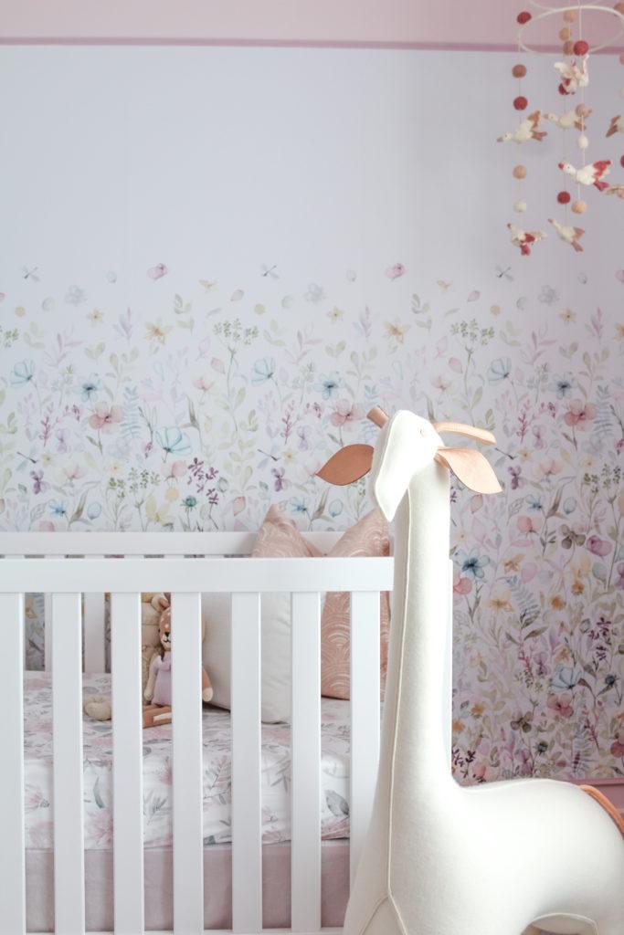 Modern Whimsical Nursery