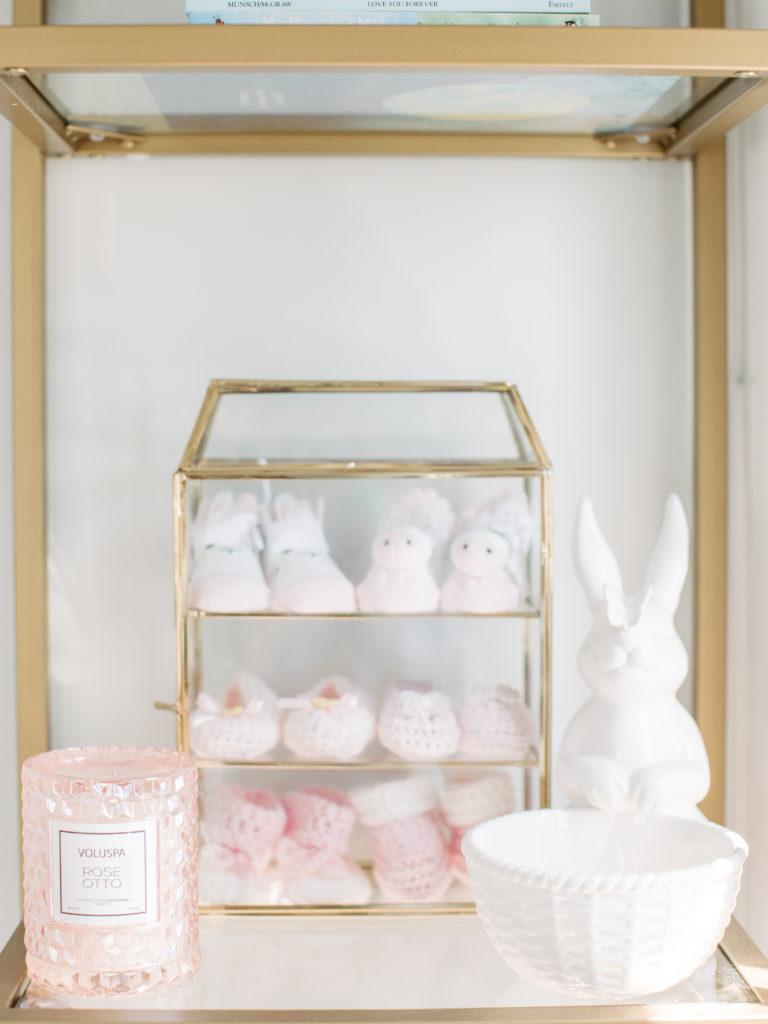 Elegant Baby Girl Nursery In Nyc Apartment Project Nursery