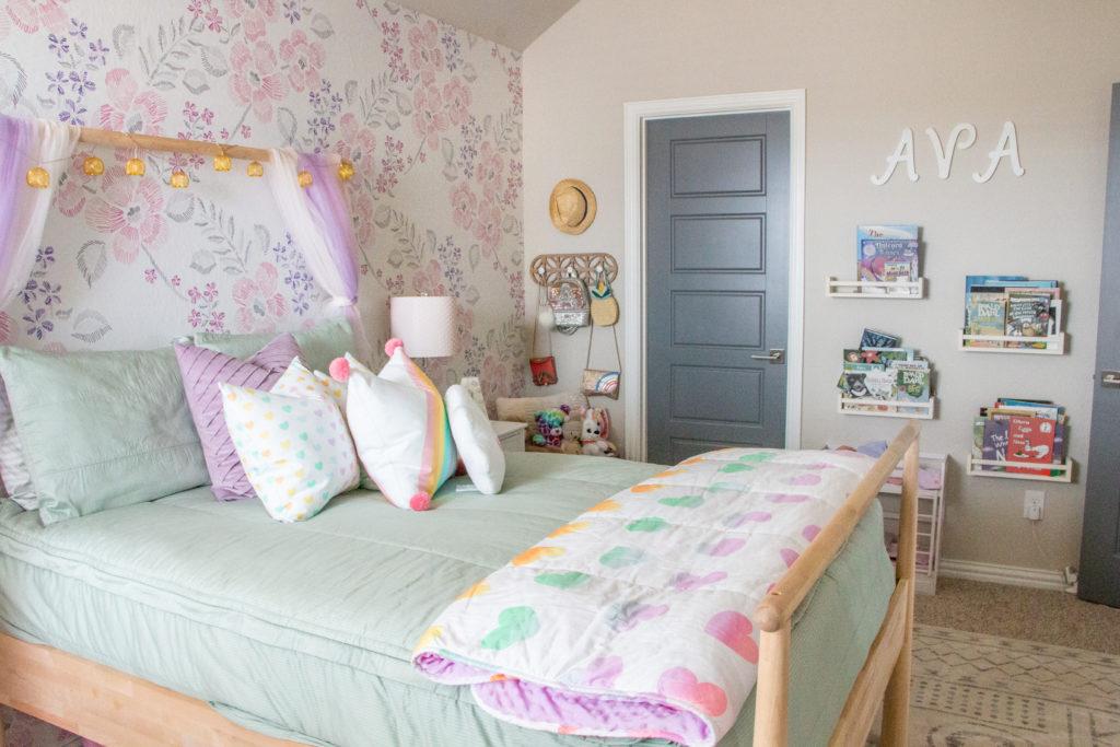 Girls Room Storage Solutions