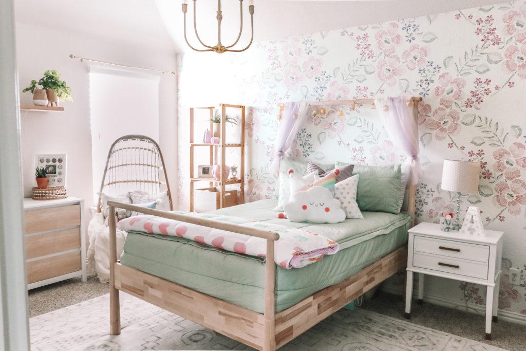 Girls Room Bedding
