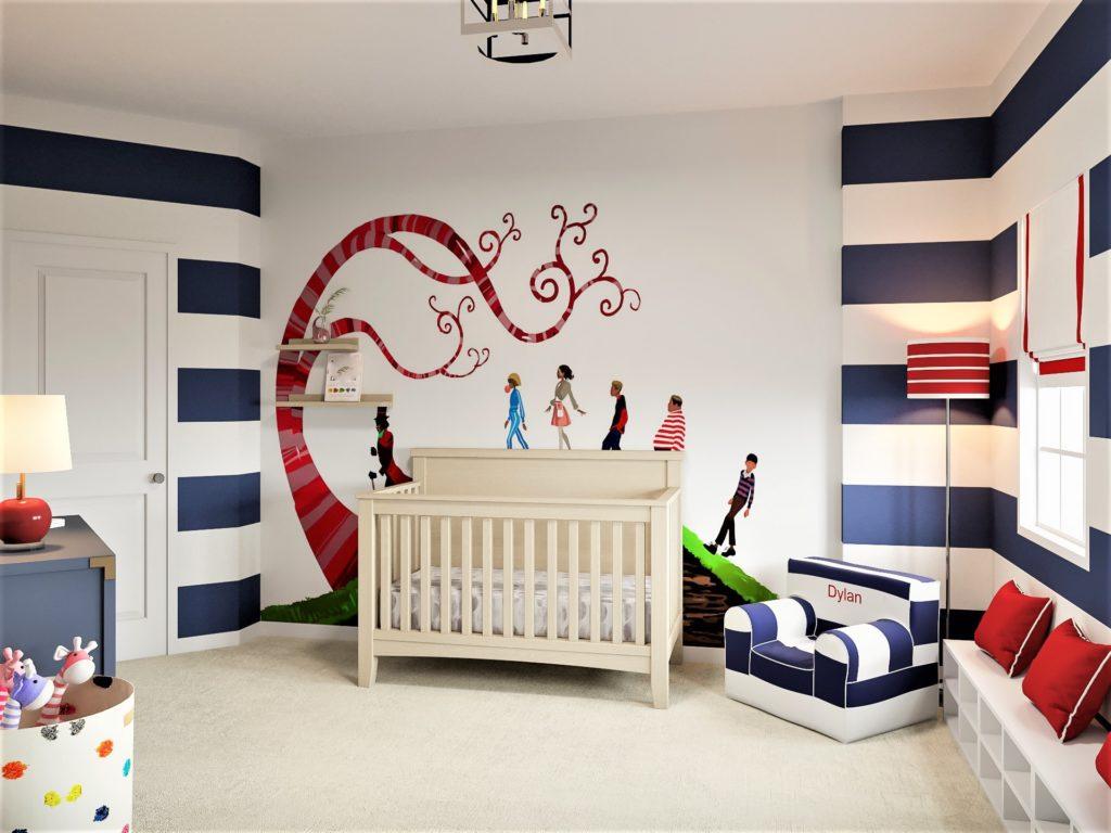 Wonka Adventure Themed Nursery