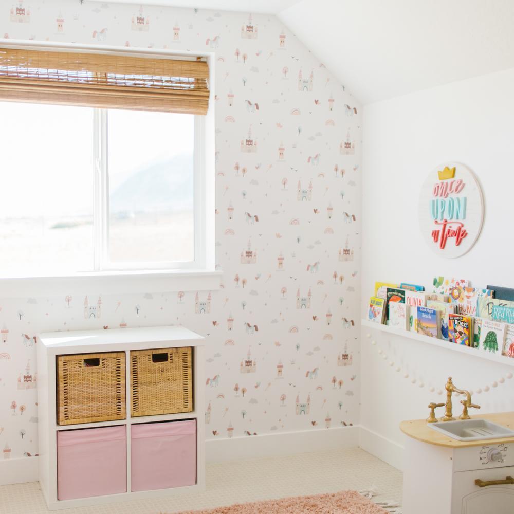 Enchanted Fairy Tale Nursery Trend - Ella Wallpaper
