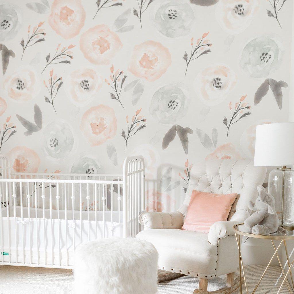 Nursery Trends - Decals on Repeat - Malea Decals in Nursery by @loverlygrey