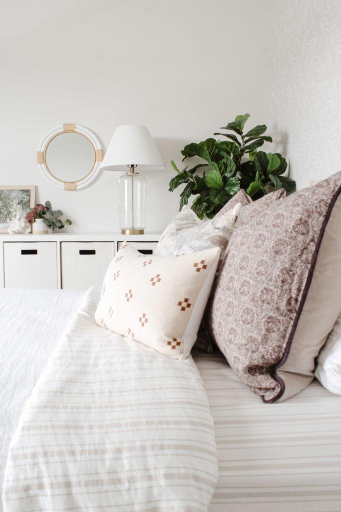 feminine pillows
