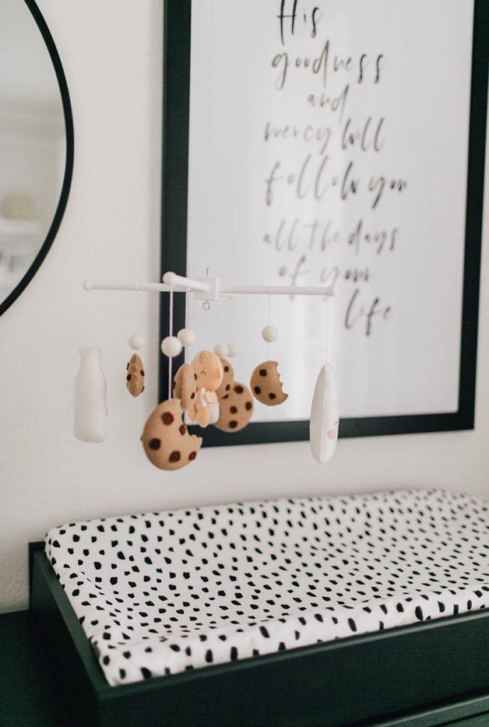 Cookies & Milk Gender Neutral Nursery - Project Nursery