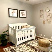 photo of Boho Neutral Nursery