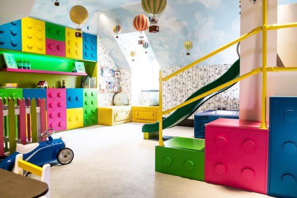 LEGO-Themed Playroom